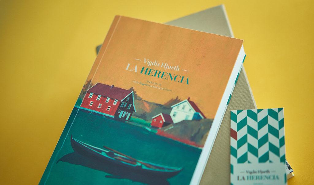«La Herencia». Vigdis Hojrth